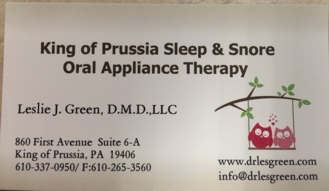 Sleep Apnea & Snoring Appliances